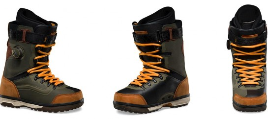 Vans Infuse Snowboard Boots | Beautifully Made Quality Snow Boots