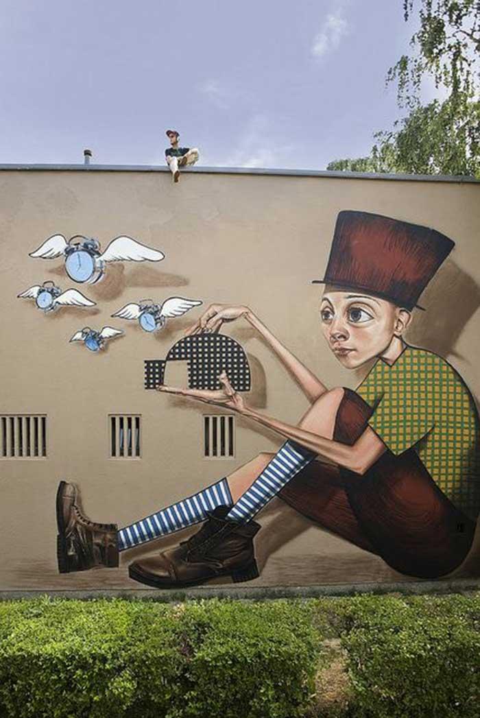 Time Catcher, Zagreb