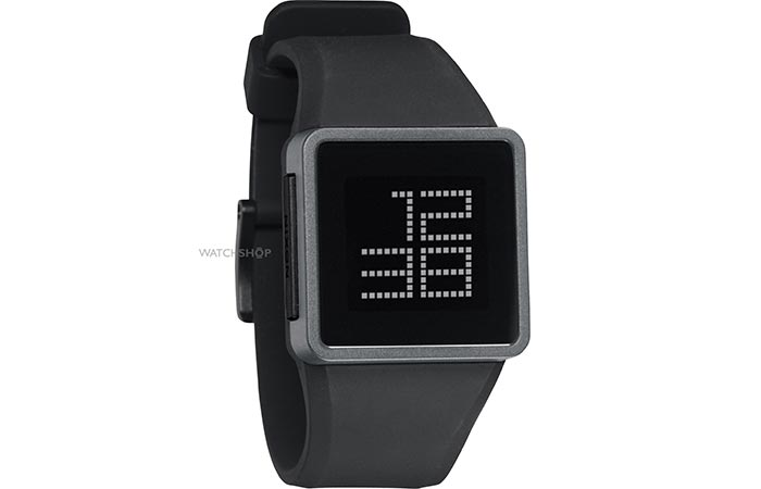 Nixon Newton Black Digital Watch