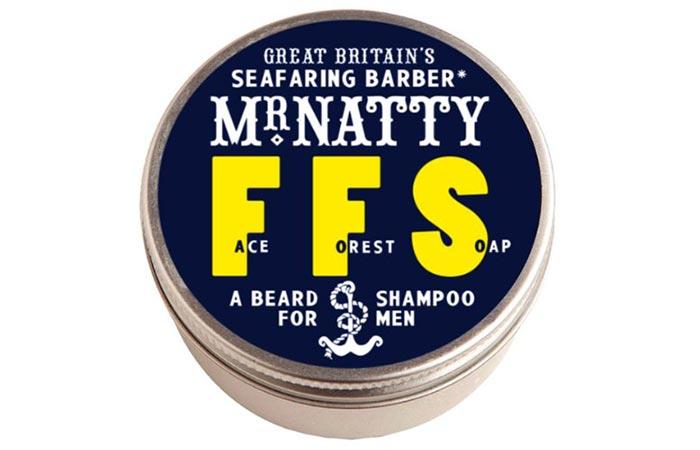 Mr. Natty's Beard Shampoo