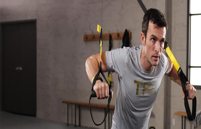 TRX Home Trainer