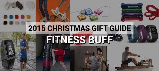 2015 Christmas Gift Guide | Fitness Buff