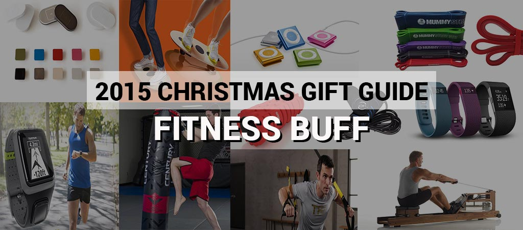 2015 Christmas Gift Guide Fitness Buff