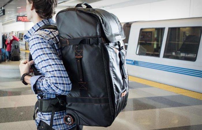 Timbuk 2 Aviator Wheeled Backpack