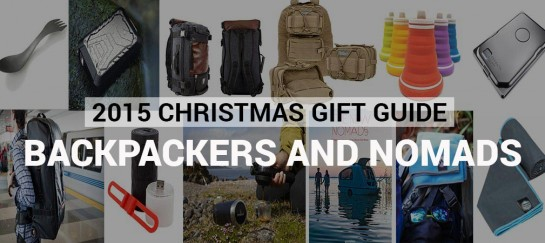 2015 Christmas Guide | Backpackers And Nomads
