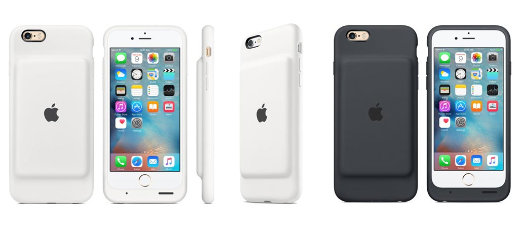 iPhone 6s Smart Battery Case By Apple