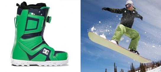 DC Men's Scout Snow Boots