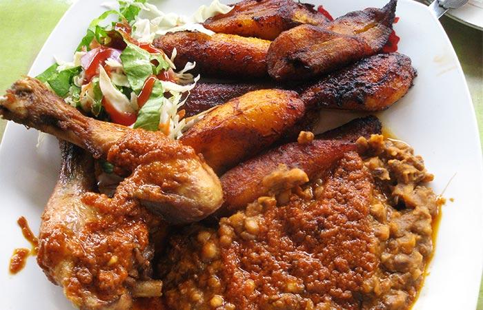 Ghana Dish