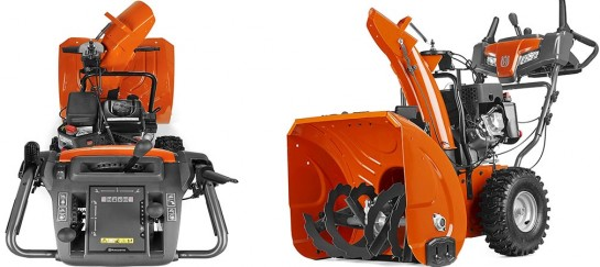 Husqvarna ST224 Snow Blower | Top Blower On The Market