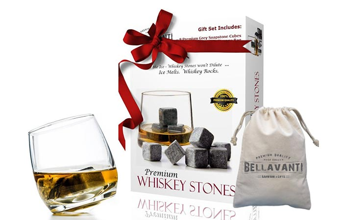 Premium Whiskey Stones