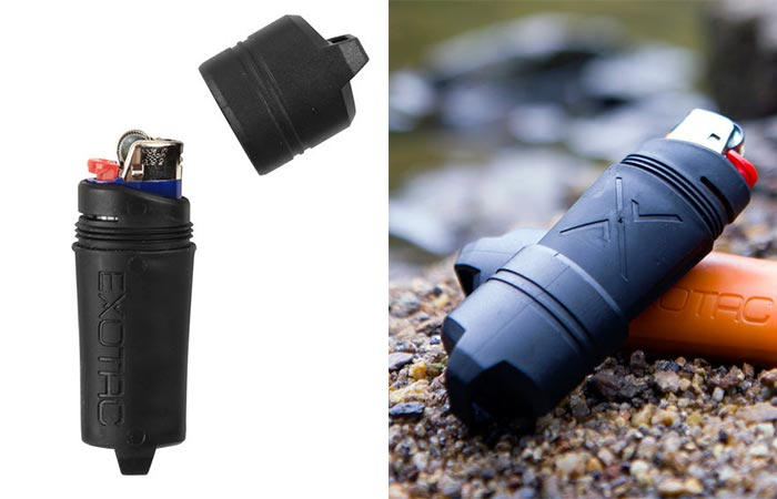 Waterproof Lighter Sleeve