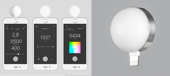 Lumu Power | Light Meter For Your iPhone