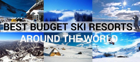 Best Budget Ski Resorts Around The World