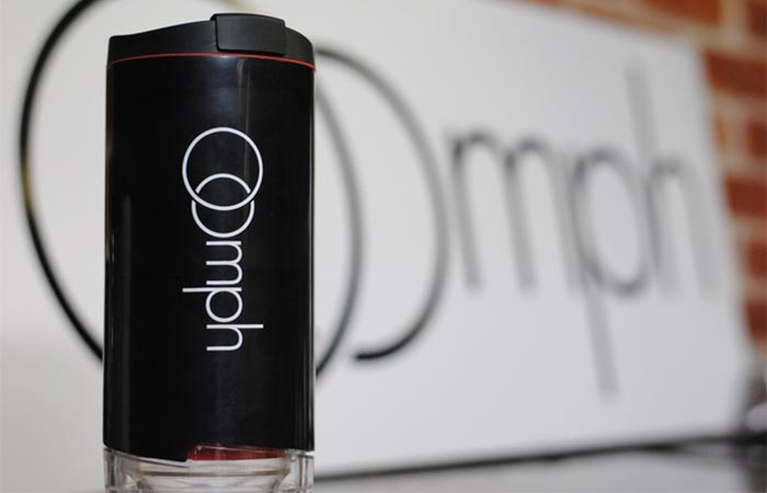 The Oomph in black