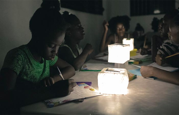The Solight Solarpuff In Areas Without Electricity