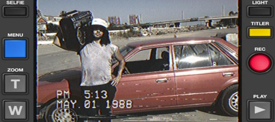 VHS Camcorder App For Iphone