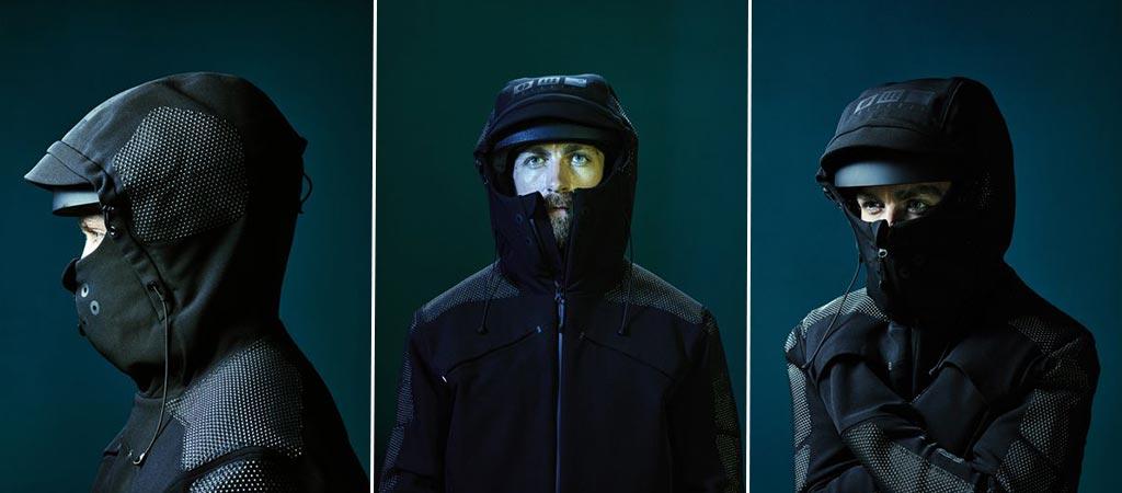 Vollebak Condition Black Jacket