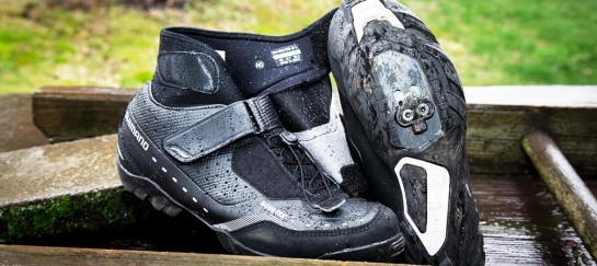 Shimano SH-MW7 Winter Bike Shoes