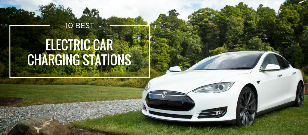 10 Electric Car Chargers You Should Know About