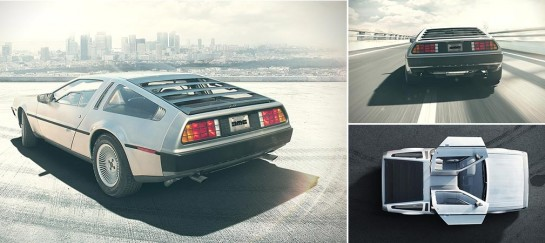 2017 DeLorean DMC-12 | Comeback Of The DeLorean Officially Announced