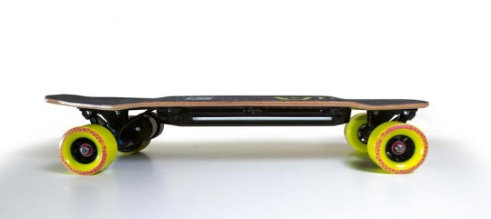 Blink-Board | The Latest Electric Skateboard From CES 2016