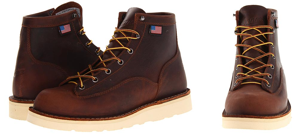 Danner Men&39s Bull Run Six-Inch BR Cristy Work Boot