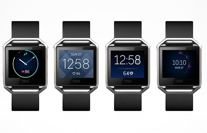 Fitbit Blaze Fitness Watch Faces