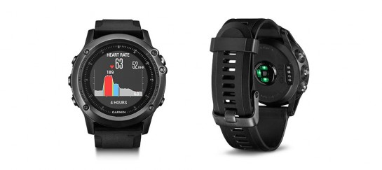 Garmin Fenix 3 HR | Smartwatch For Sports And Outdoor Enthusiasts