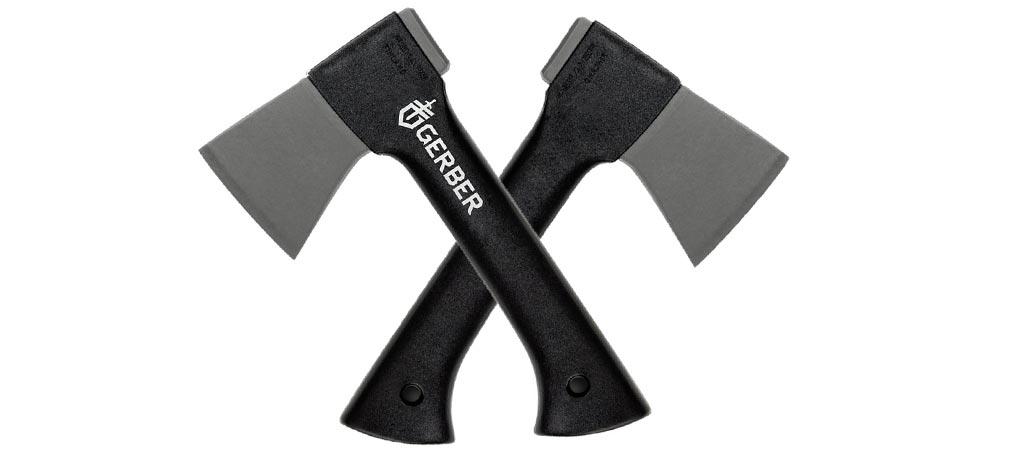 Gerber Back Paxe II High Performance Axe