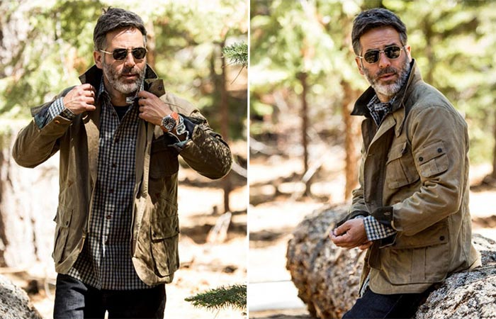The Algonquin Field Jacket By Guideboat Co.