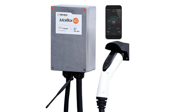 JuiceBox Pro 40A