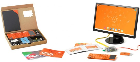 Kano DIY Computer Kit | Smart Way To Get Your Kid Into Coding