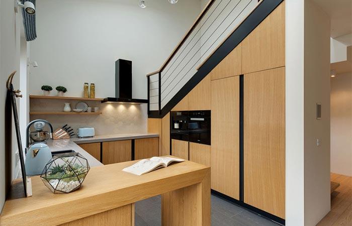 Kitchen in Kharkiv Apartment