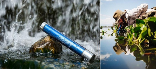 LifeStraw Steel | The New And Improved LifeStraw