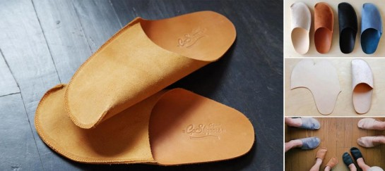 Luxurious Leather Slippers | By CP Slippers