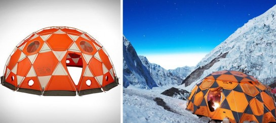 Space Station Tent | By Mountain Hardwear