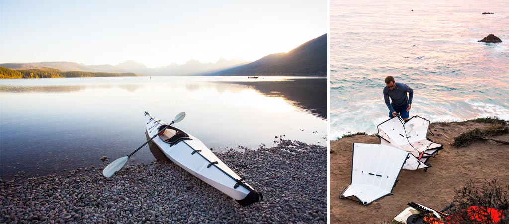 New, Quicker, Entry Level Folding Kayak By Oru Kayak