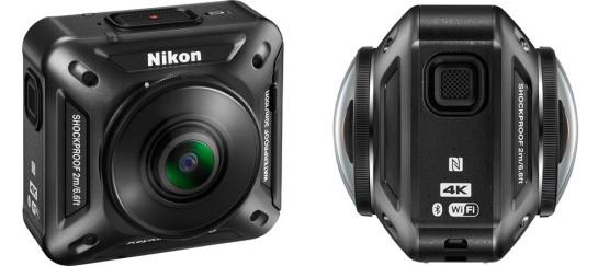 Nikon Keymission Action Cam Shoot 3