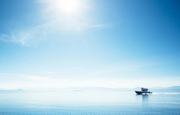 Nimmo Bay Resort Boat Adventure