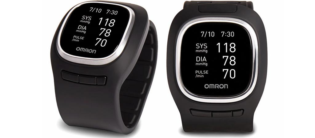 Omron Blood Pressure Monitor Watch
