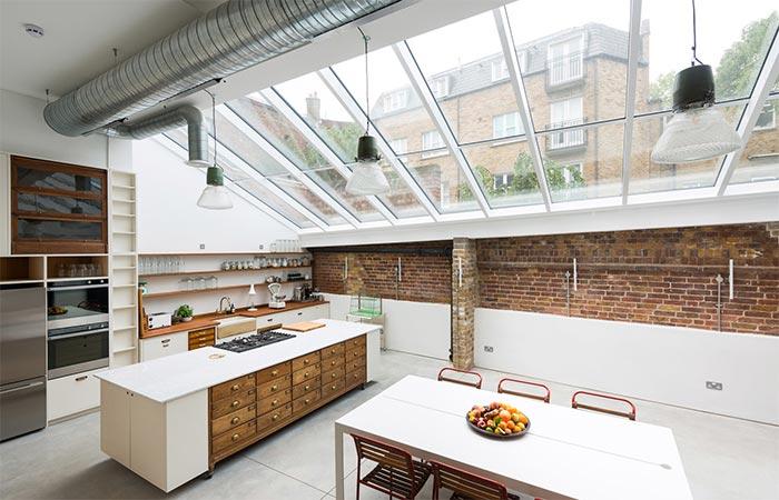 Paper Mills Studios Kitchen Studio