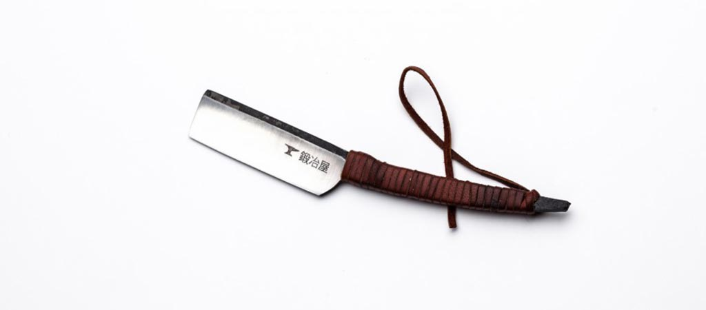 ShaveSmith Kamisori Straight Razor Kit