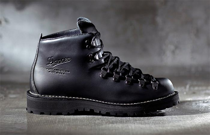Spectre Bond Boot By Danner From The Side