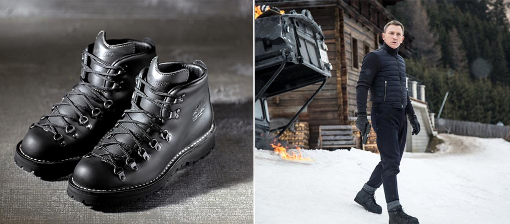 Spectre Bond Boot By Danner