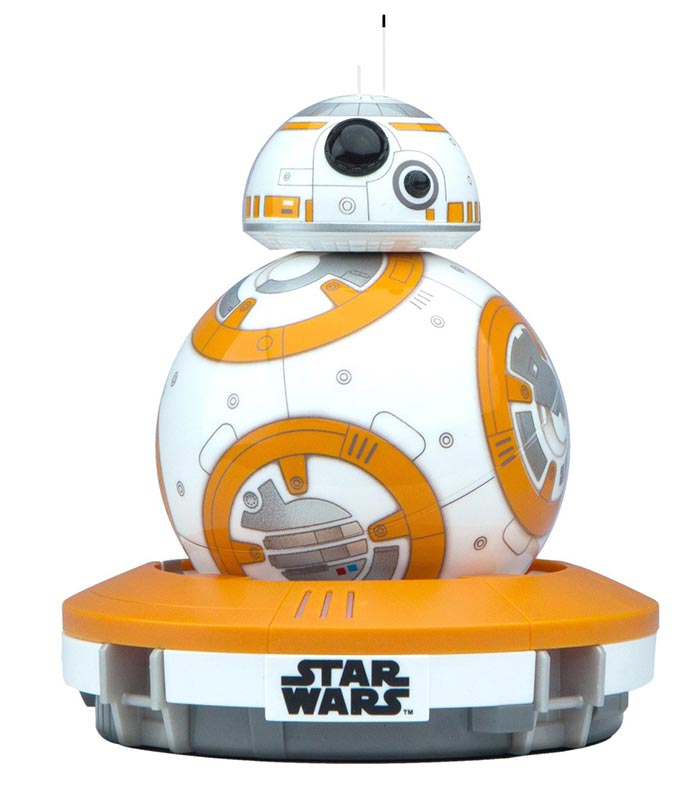 BB-8 captured from the front.