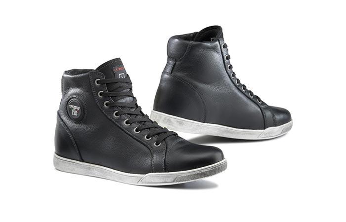 TCX X-Street Waterproof Motorcycle Shoes Black