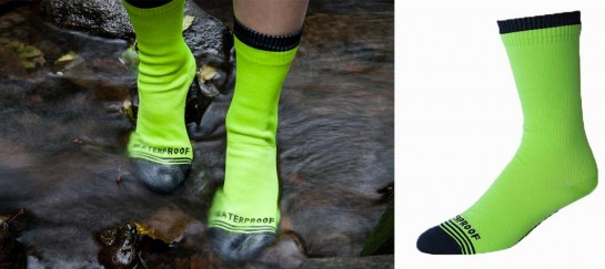 Waterproof Crew Socks | By Showers Pass