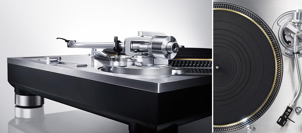 Technics SL-1200G and SL-1200GAE