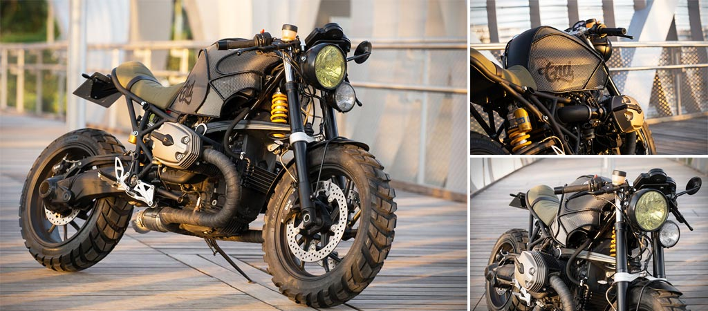 Bmw R1200s Animal By Cafe Racer Dreams