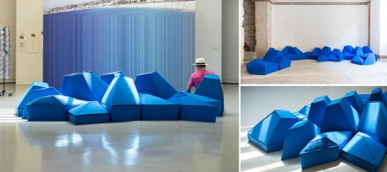 Les Angles Sculptural Seating
